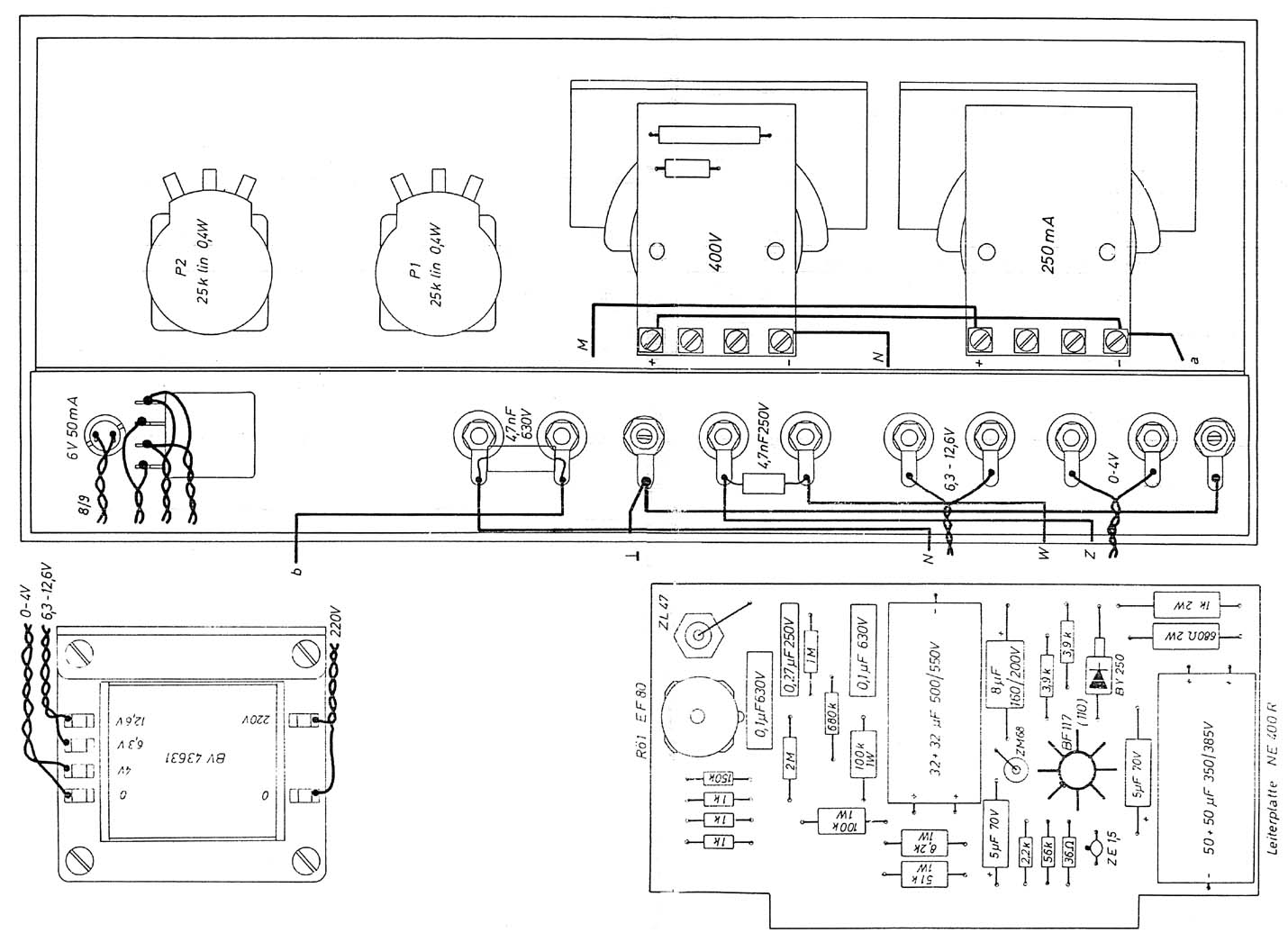 Ne Plan C on 1965 tvr wiring diagram